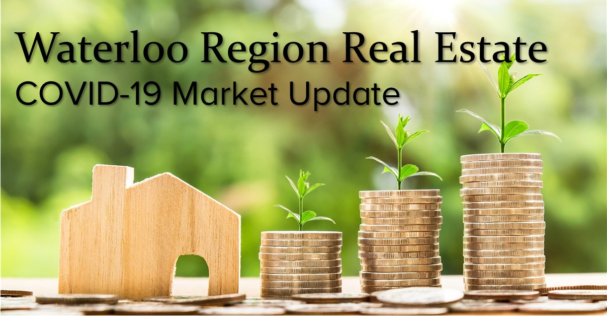 Waterloo Region Real Estate Covid-19 Market Update